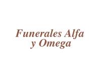 logo FUNERALES ALFA Y OMEGA